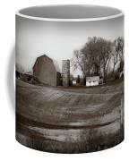 Antique Michigan Farm Coffee Mug