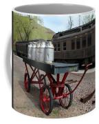 Antique Milk Cans Coffee Mug