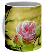 Antique Pink Rose Coffee Mug