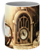Antique Radio Coffee Mug