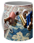 Antique Tapestry Repair  Coffee Mug