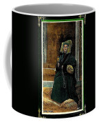 Antique Tibetan Lama Coffee Mug