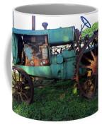 Antique Tractor 1 Coffee Mug