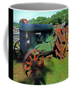 Antique Tractor 3 Coffee Mug