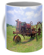 Antique Tractor  Coffee Mug