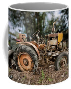 Antique Tractor Coffee Mug
