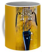 Antique Violin Coffee Mug