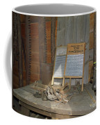 Antique Wash Boards Coffee Mug