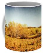Antique Weathered Countryside Coffee Mug