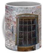 Antique Window Coffee Mug