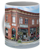 Antiques In Red Brick Coffee Mug