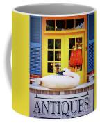 Antiques Coffee Mug