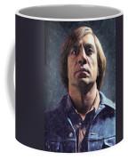 Anton Chigurh Coffee Mug