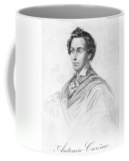 Antonin Car�me (1783-1833) Coffee Mug