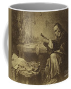 Antonio Stradivari Coffee Mug