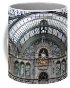 Antwerp Train Coffee Mug