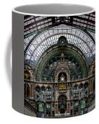 Antwerp Train Terminal Coffee Mug