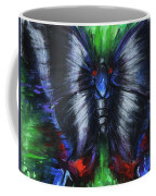Anxious Butterfly Coffee Mug
