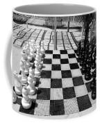 Anyone For Chess Coffee Mug