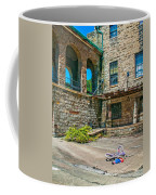 Anyone Lived In A Pretty How Town Coffee Mug