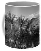 Anza-borrego Yuccas Coffee Mug