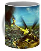 Apache Ai Assault - Operation Osama Coffee Mug