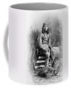Apache Leader, 1885 Coffee Mug