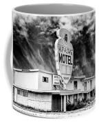 Apache Motel Tucumcari Coffee Mug
