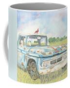 Apache Out To Pasture Coffee Mug