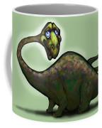 Apatosaurus Brontosaurus Coffee Mug
