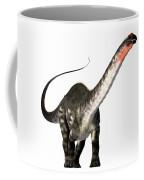 Apatosaurus Profile Coffee Mug