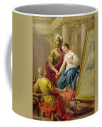 Apelles In Love With The Mistress Of Alexander Coffee Mug