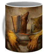 Apiary - The Beekeeper  Coffee Mug