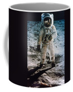 Apollo 11 Buzz Aldrin Coffee Mug