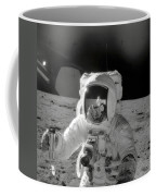 Apollo 12 Moonwalk Coffee Mug