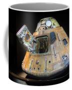 Apollo 14 Command Module Kitty Hawk Coffee Mug