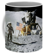 Apollo 15: Jim Irwin, 1971 Coffee Mug