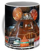 Apollo Boilerplate Command Module Coffee Mug