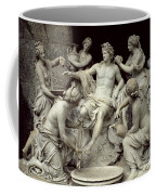 Apollo Tended By The Nymphs, Intended For The Grotto Of Thetis Coffee Mug