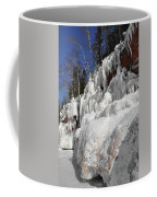 Apostle Islands Cliffs Coffee Mug