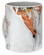 Apostle Islands Frozen Canyon Coffee Mug