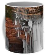 Apostle Islands Icicles Coffee Mug