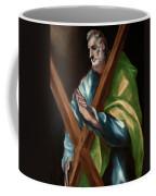 Apostle Saint Andrew Coffee Mug