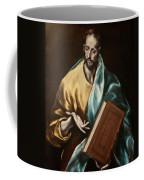 Apostle Saint James The Less Coffee Mug