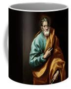 Apostle Saint Peter Coffee Mug