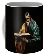 Apostle Saint Simon Coffee Mug