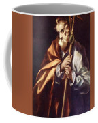 Apostle St Thaddeus Jude Coffee Mug