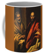 Apostles Peter And Paul 1592 Coffee Mug