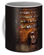 Apothecary - Just The Usual Selection Coffee Mug
