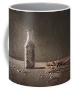 Apothecary Bottle And Clothes Pin Coffee Mug
